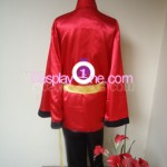 Hongkong from Hetalia Cosplay Costume back