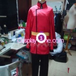 Hongkong from Hetalia Cosplay Costume front prog