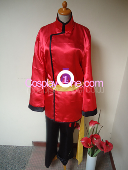 Hongkong from Hetalia Cosplay Costume front