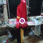 Hongkong from Hetalia Cosplay Costume side prog