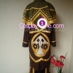 High Noon Twisted Fate Cosplay Costume back