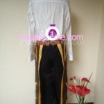 High Noon Twisted Fate Cosplay Costume back in