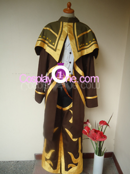High Noon Twisted Fate Cosplay Costume front