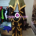 High Noon Twisted Fate Cosplay Costume front prog