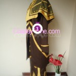 High Noon Twisted Fate Cosplay Costume side