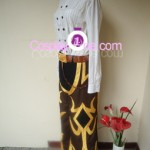 High Noon Twisted Fate Cosplay Costume side in