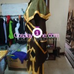 High Noon Twisted Fate Cosplay Costume side prog