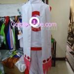 Kyubey from Puella Magi Madoka Magica Cosplay Costume back in prog
