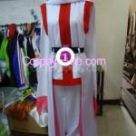 Kyubey from Puella Magi Madoka Magica Cosplay Costume front prog