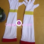 Kyubey from Puella Magi Madoka Magica Cosplay Costume glove