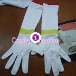 Kyubey from Puella Magi Madoka Magica Cosplay Costume glove prog