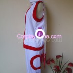 Kyubey from Puella Magi Madoka Magica Cosplay Costume side in