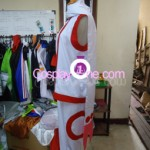 Kyubey from Puella Magi Madoka Magica Cosplay Costume side in prog