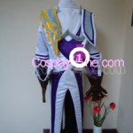 Lucian The Purifier from (League of Legends) Cosplay Costume back