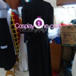 Noctis from Final Fantasy 15 Cosplay Costume back prog