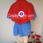 Ashitaka Coplay Costume back