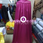 Elsa Coronation Drees back prog1 Cosplay Costume
