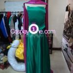 Elsa Coronation Drees front prog Cosplay Costume