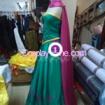 Elsa Coronation Drees side prog1 Cosplay Costume