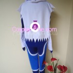 Sheik from The Legend Of Zelda Ocarina of Time Cosplay Costume back 2