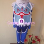 Sheik from The Legend Of Zelda Ocarina of Time Cosplay Costume front