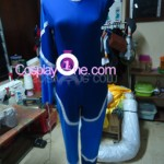 Sheik from The Legend Of Zelda Ocarina of Time Cosplay Costume front prog