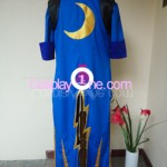 Date Masamune One Eye Dragon Cosplay Costume back
