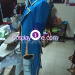 Date Masamune One Eye Dragon Cosplay Costume side prog