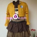 SNK Lolita Uniform front in 1 Cosplay Costume