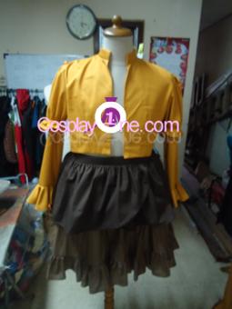 SNK Lolita Uniform front in 1 prog Cosplay Costume