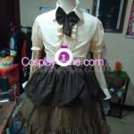 SNK Lolita Uniform front in 2 prog Cosplay Costume