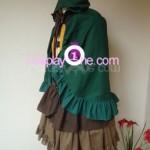 SNK Lolita Uniform side Cosplay Costume