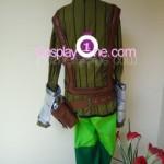 Shiroe (Log Horizon) Cosplay Costume back in