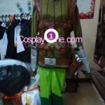 Shiroe (Log Horizon) Cosplay Costume front in prog