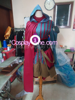 Assassin creed Custom front prog Cosplay Costume