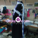 Clow Reed from Tsubasa Reservoir Chronicle Cosplay Costume side prog