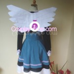 Misha from Pita Ten Cosplay Costume back