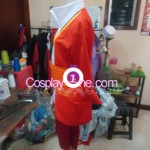 Monkey D Luffy (One Piece) Cosplay Costume side prog