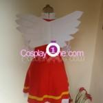 Sakura from Card Captor Sakura Cosplay Costume back