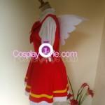 Sakura from Card Captor Sakura side Cosplay Costume