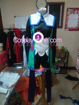 Star Oceans Reimi Cosplay Costume front prog