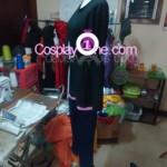 Star Oceans Reimi Cosplay Costume side in prog