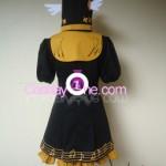 Nonon Jakuzure Cosplay Costume back full