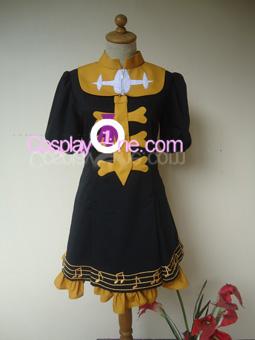 Nonon Jakuzure Cosplay Costume front
