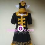 Nonon Jakuzure Cosplay Costume front full