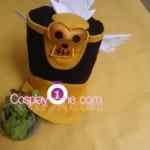 Nonon Jakuzure Cosplay Costume hat