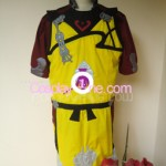 Final Fantasy XIV Monk Cosplay Costume front