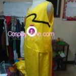 Final Fantasy XIV Monk Cosplay Costume side prog