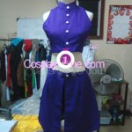 Ino Yamanaka from Naruto Cosplay Costume front prog