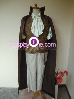 Lester Derosso Cosplay Costume front
